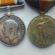 Obverse SA pair of WW1 medals