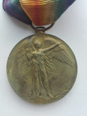 South Africa Victory WW1