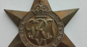 UK WW2 Burma star