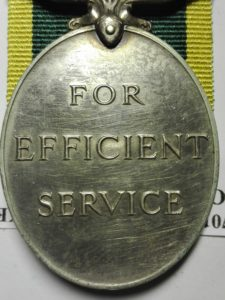 reverse territorial efficiency medal