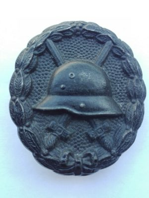 Black Wound Badge WW1 Germany