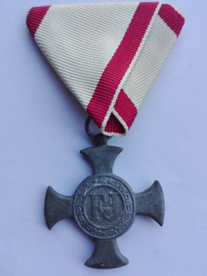 FJ cross Austria ww1