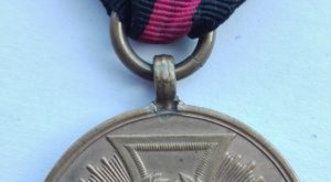 German War Commemorative Medal of 1870-1871 Obverse