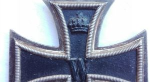 Germany Iron cross second class Obverse KO