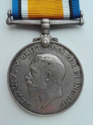 WW1 british war medal Royal Navy