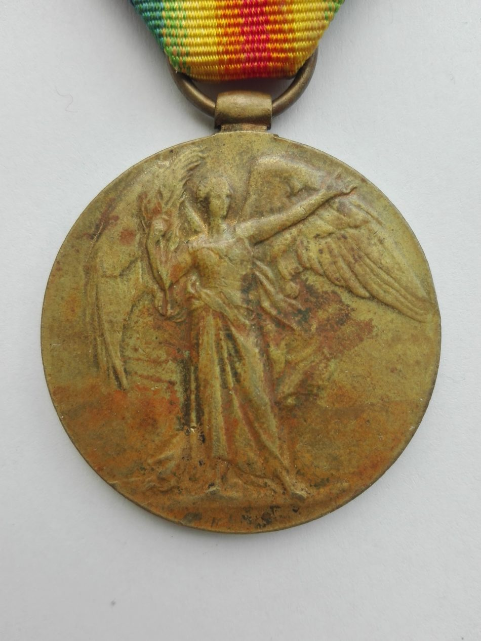 WW1 british victory medal to the Labour corps