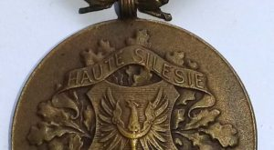 France Upper Silesia campaign medal Obverse