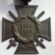 "WW1 German War service cross ""Hindenberg"" 1914-1918 with swords. Obverse Manufacturer G.5"