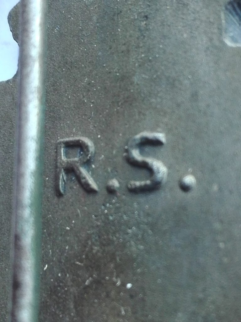RS manufacturing mark